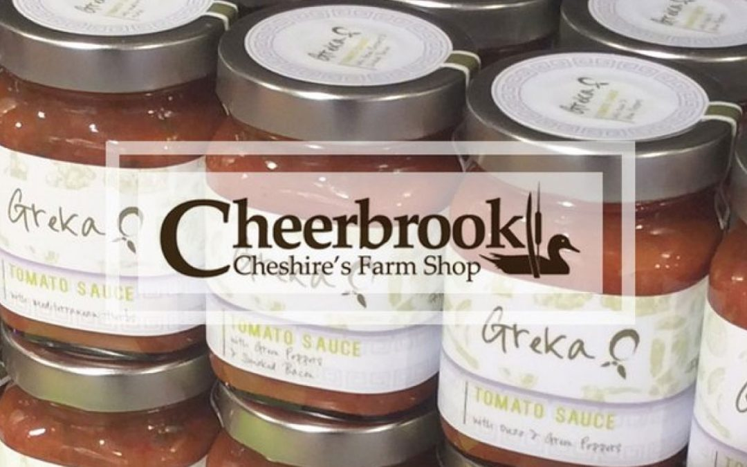 We have partnered with Cheerbrook Cheshire Farm Shop