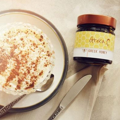 Greka Foods | Greek Jam | Greek Honey
