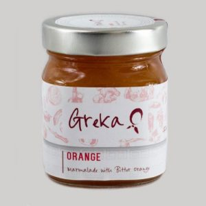 Greka Foods | Quality Greek Jam | Orange Marmalade - Traditional - Greek products