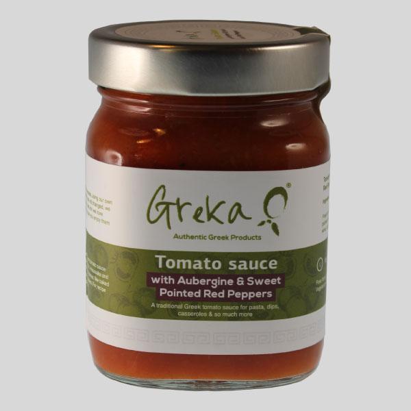 Greka Foods - Quality Greek food - Authentic Greek Tomato Sauces