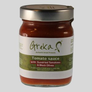 Greka Foods - Quality Greek food products - Greek Cookery - Authentic Tomato Sauces - Sundried Tomatoes - Black Kalamata Olives