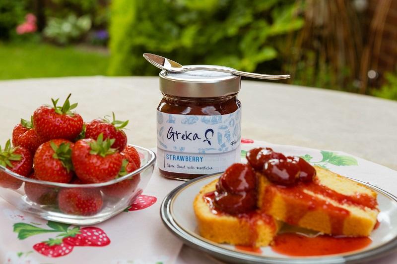 Greka Strawberry Spoon Sweet